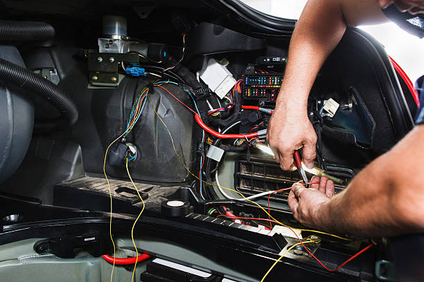 Image result for Auto Electrical System istock