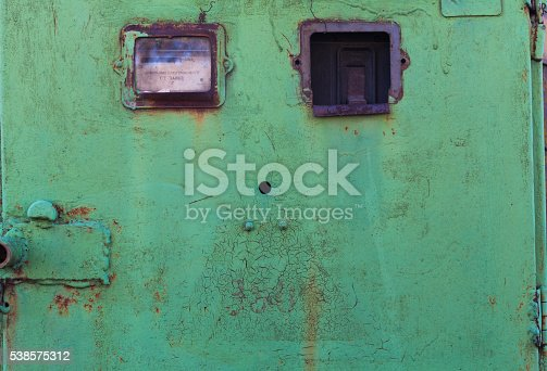 istock Electricity distribution hall at the metal industry 538575312