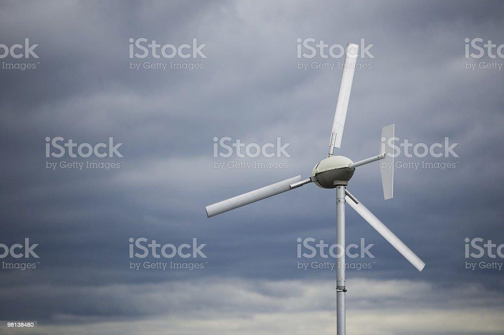 electricity generator royalty-free stock photo