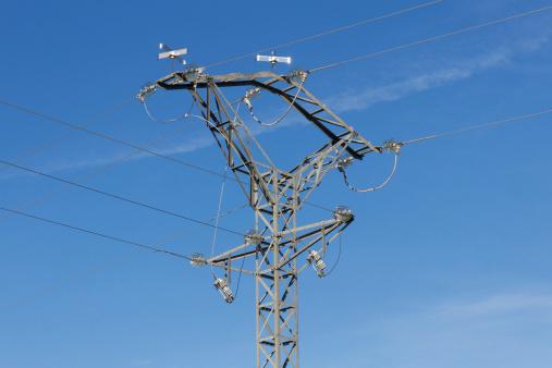Electricity Tower - Torre de Tendido Electrico