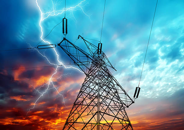 Elektrische Towers – Foto