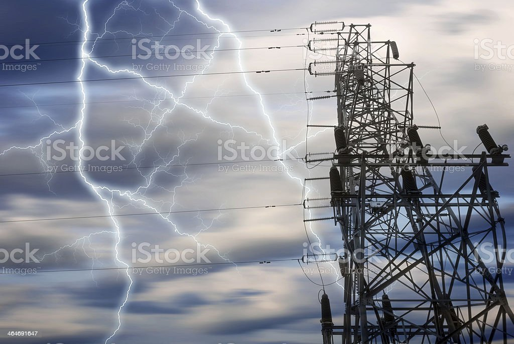 Elektrische Towers – Foto