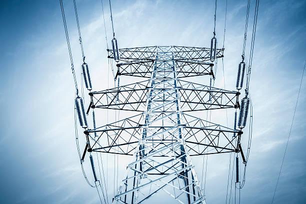 electricity pylon Übertragung – Foto