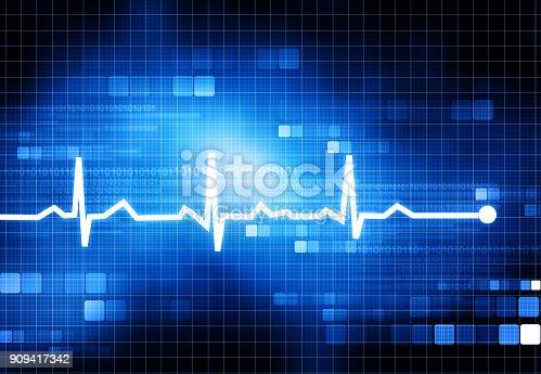 istock Electrocardiogram