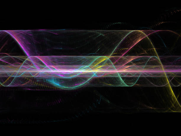 電磁波 - 聲波 個照片及圖片檔
