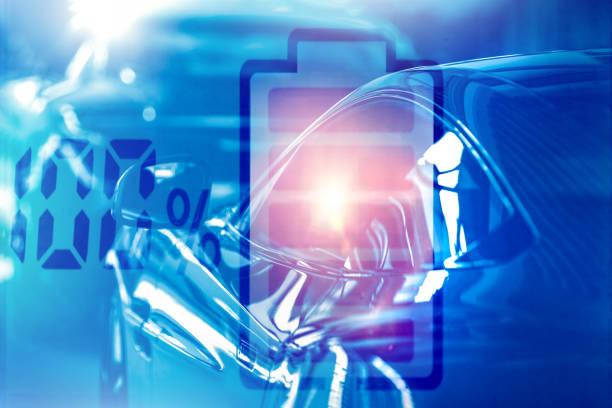 Electromobility stock photo