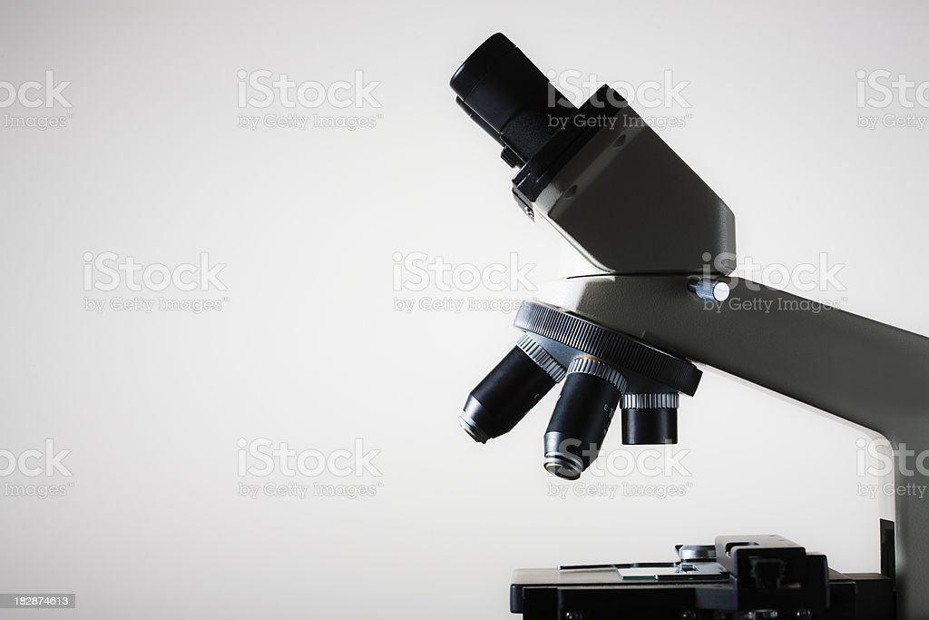 Electron Microscope royalty-free stock photo