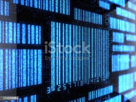 92884259 istock photo Electronic Barcode 124539984