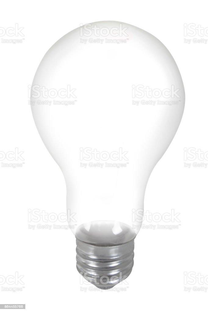 Elektronische Lampe Ausschneiden – Foto