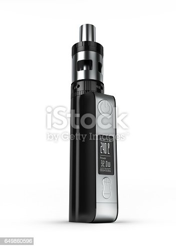 istock electronic cigarettе box mode isolated on white background 3d 649860596