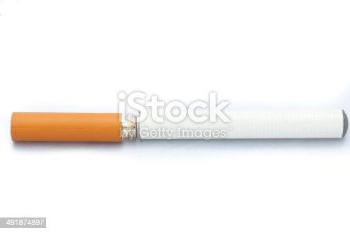 177005367 istock photo Electronic cigarrete 491874897