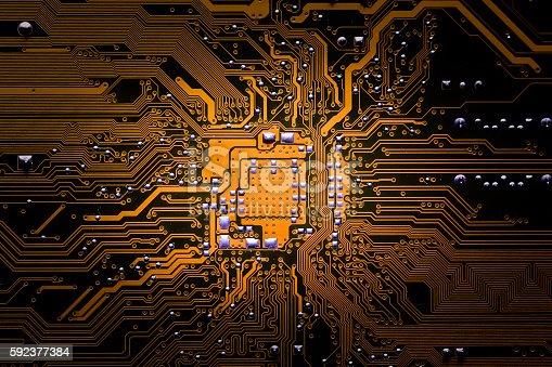 istock electronic circuit board 592377384