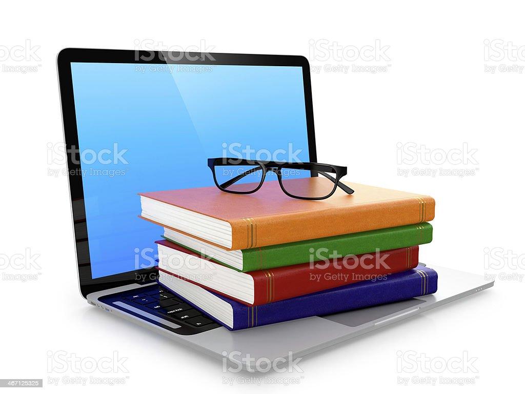 eduction elettronica - foto stock