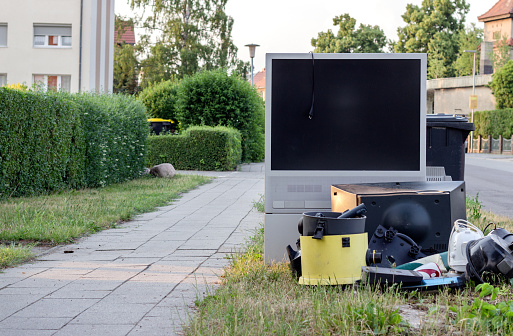 electronic garbage