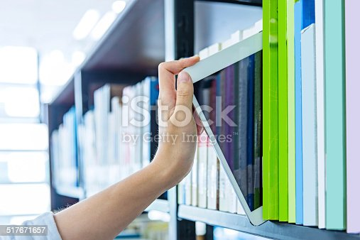 istock Electronic library 517671657