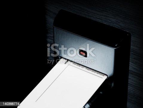 istock Electronic lock 140388774