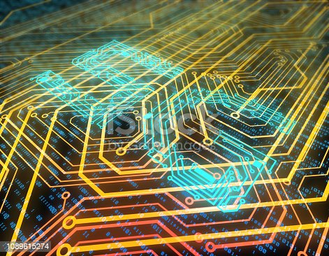 838379014istockphoto Electronic network technology, data transmission and storage, 5G composed of circuit boards 1089615274