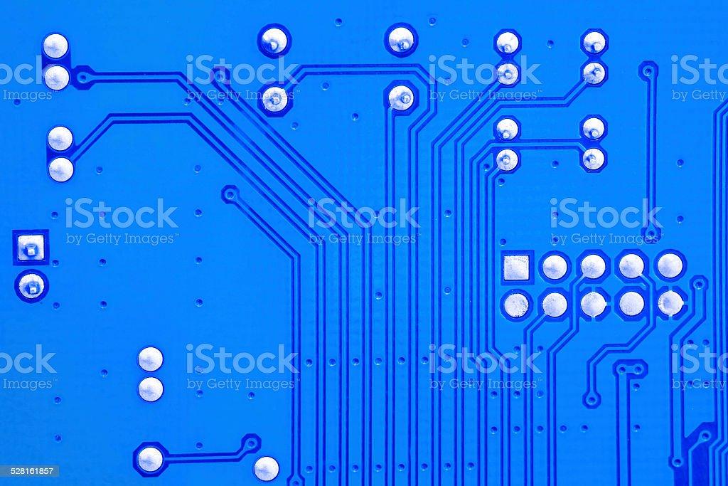 electronic print stock photo