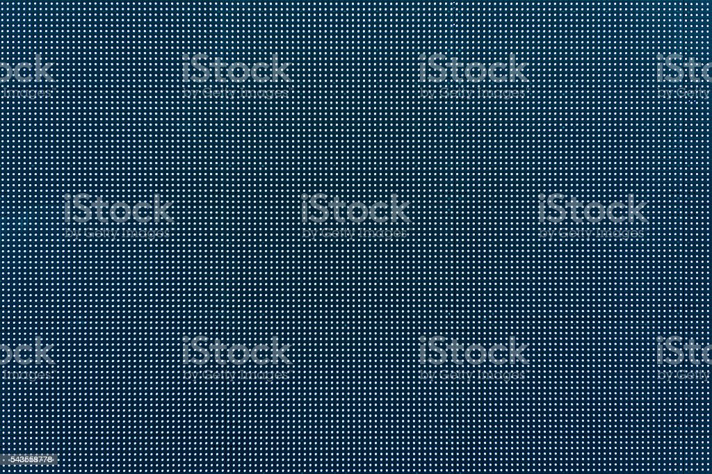 LED electronic screen stock photo