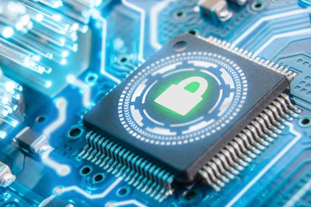 elektronisk säkerhetskoncept. datasäkerhet. vpn - vpn bildbanksfoton och bilder