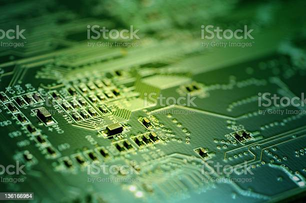 Electronics Stock Photo - Download Image Now