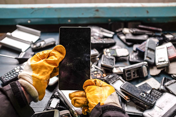 Elektronik-Recycling – Foto