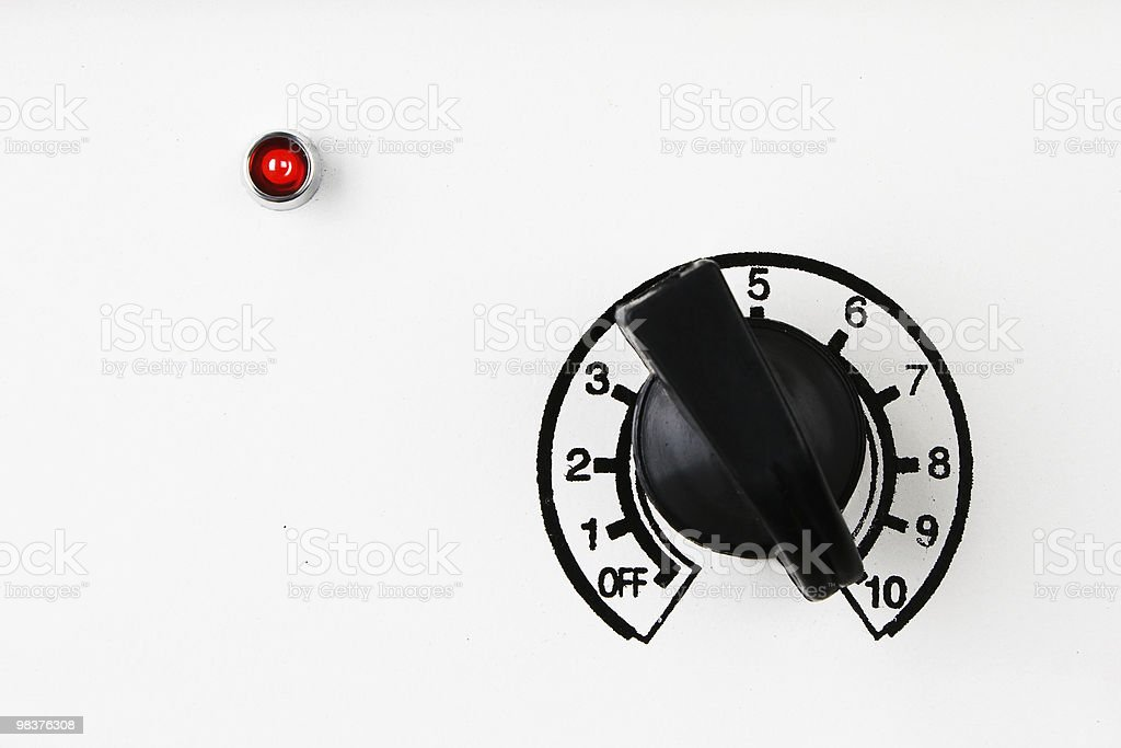 Electronics selector royalty-free stock photo