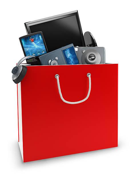 elektronik-shopping - freizeitelektronik stock-fotos und bilder