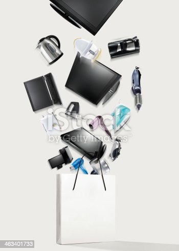 istock Electronics Shopping 463401733