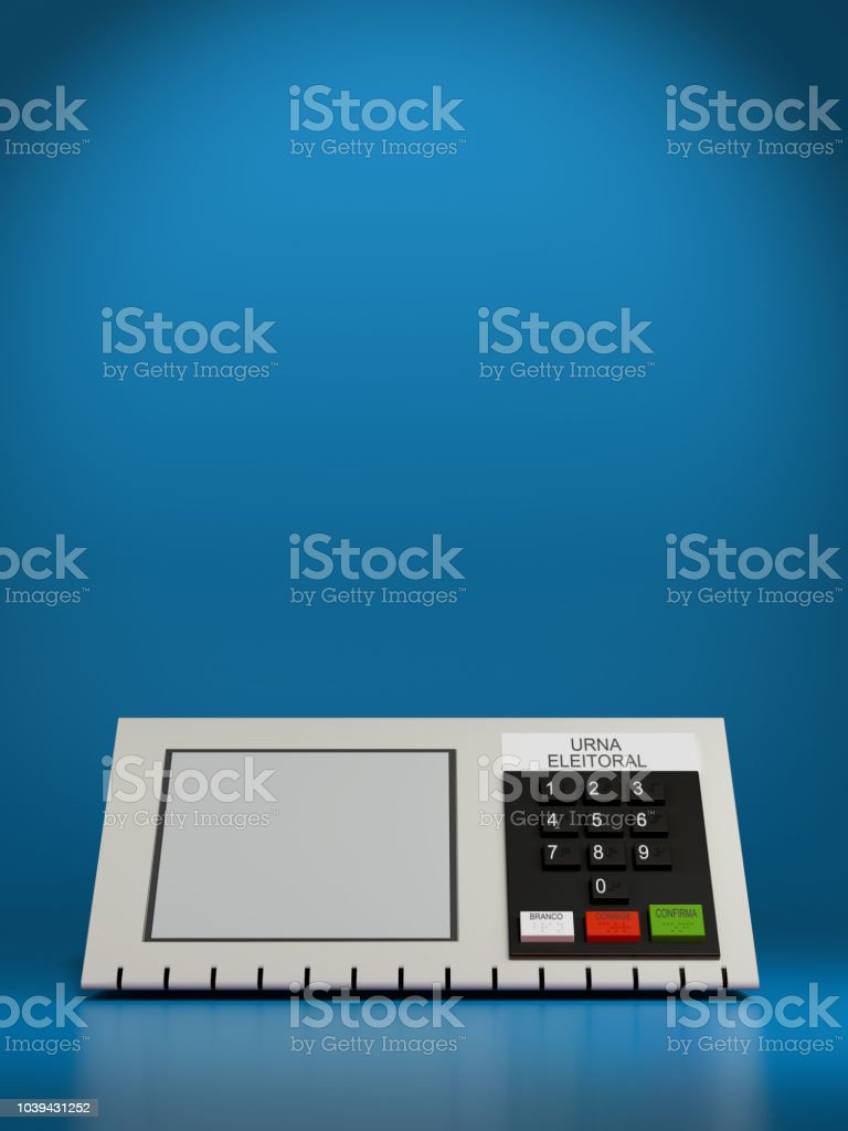 electronics urn stock photo