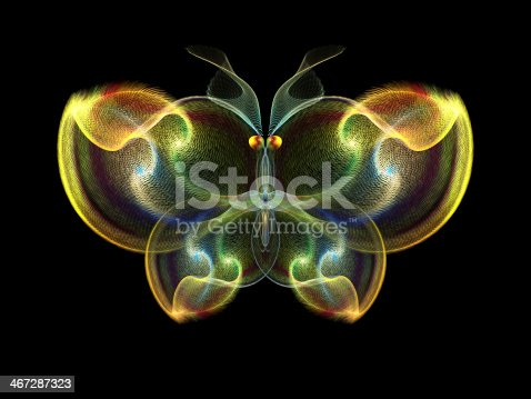 istock Elegance of Butterfly 467287323