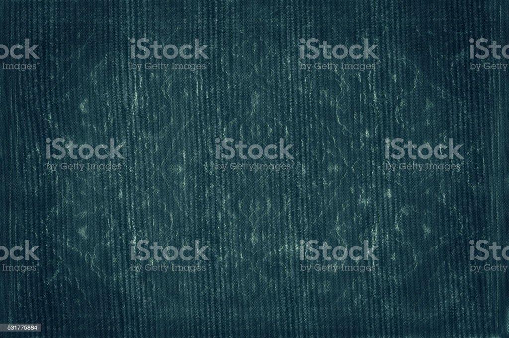 Elegante fundo antigo ornamentais na Azul - foto de acervo