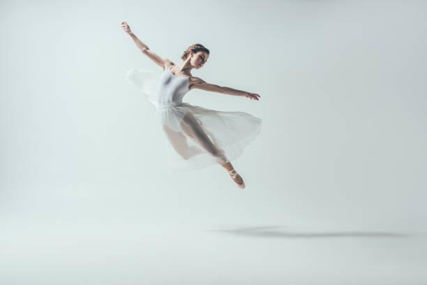 Elegant ballet dancer in white dress jumping in studio picture id910581618?b=1&k=6&m=910581618&s=612x612&w=0&h=okmxsequcgjlfn pbjm1 tsihgxzxefz74v6rkr5ae4=