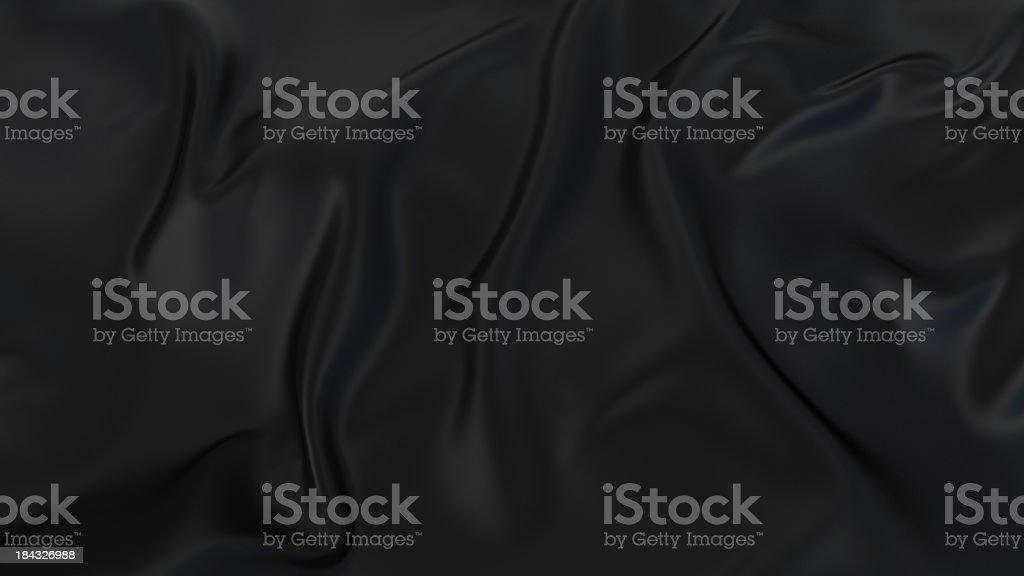 Elegant black stain stock photo