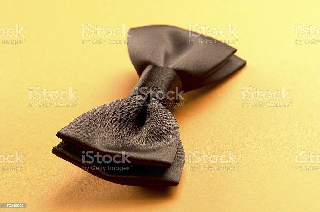 Elegant Bow Tie royalty-free stock photo