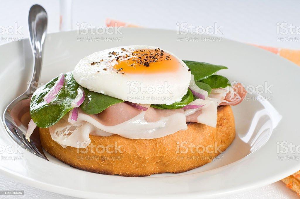 Elegant Breakfast royalty-free stock photo