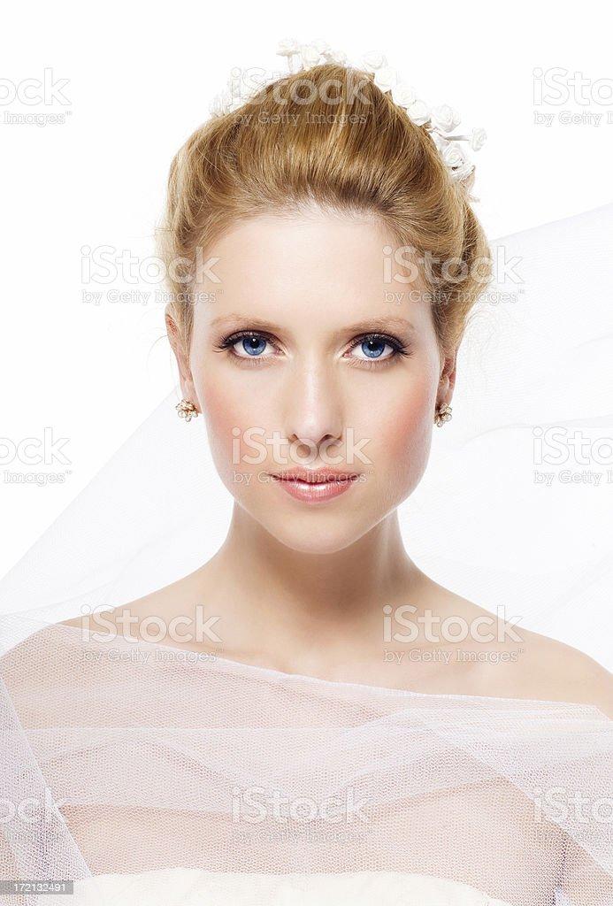 Elegant Bride royalty-free stock photo