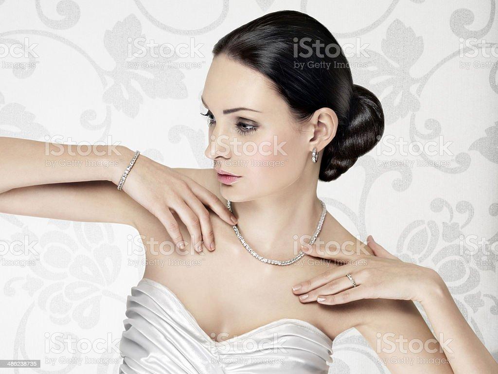 Elegante Braut – Foto
