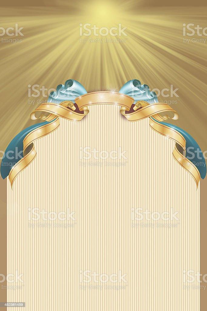 Elegant celebration design royalty-free stock photo