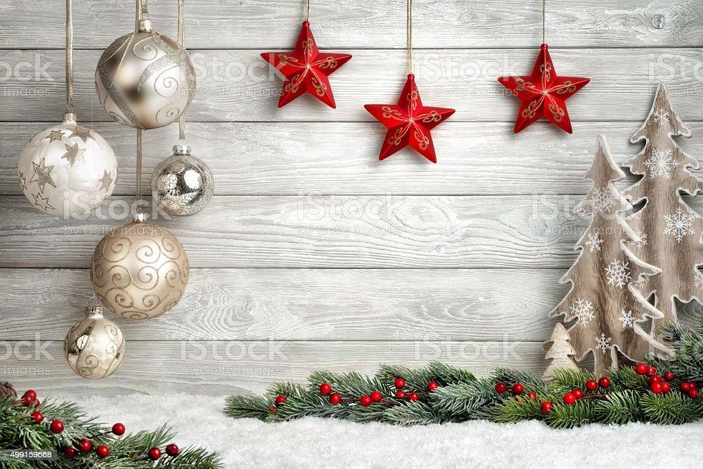 Elegant Christmas Background: Elegant Christmas Background Stock Photo & More Pictures