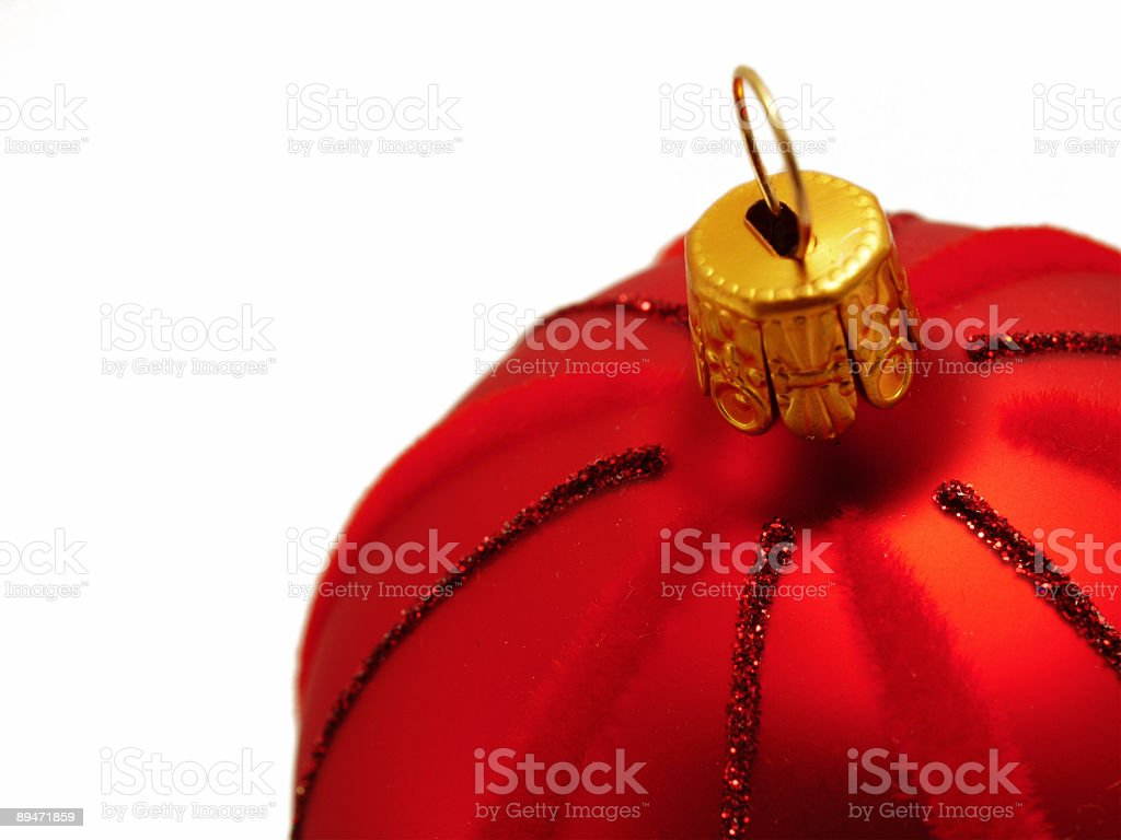 Elegant Christmas royalty free stockfoto