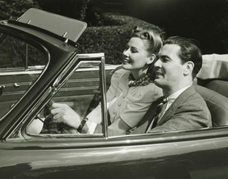 1940's style stock photos