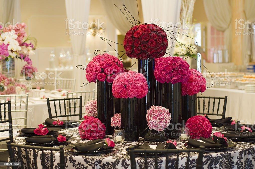 Elegant flower arrangment royalty-free stock photo