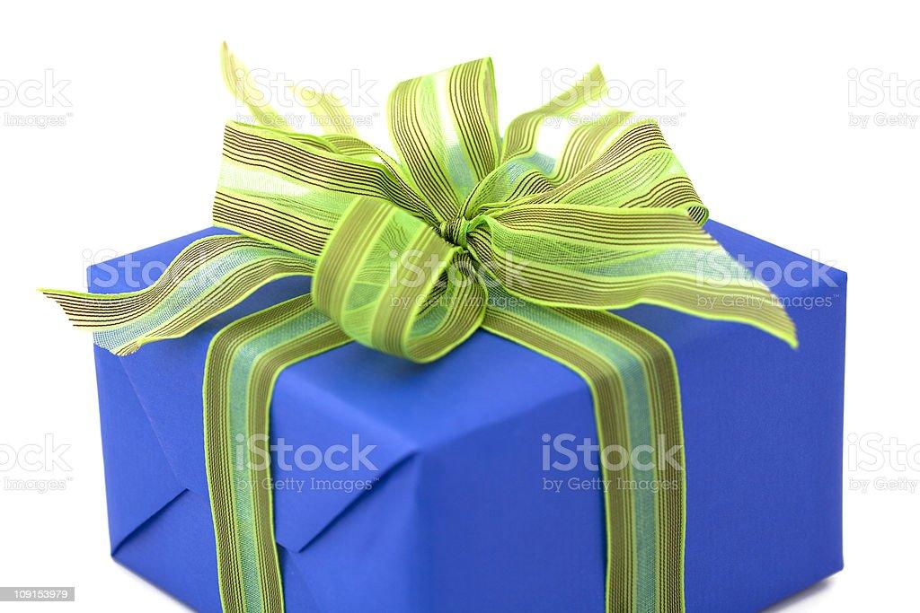 elegant gift royalty-free stock photo
