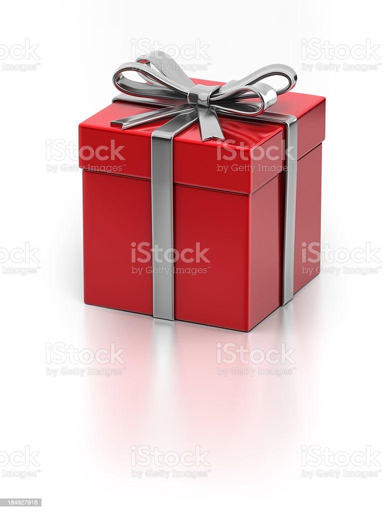 Elegant Giftbox stock photo