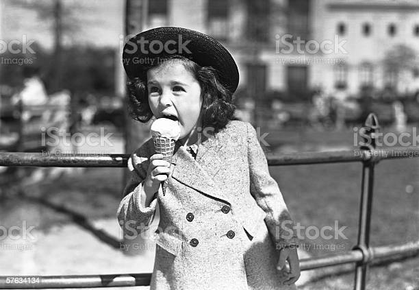 Elegant girl eating ice crem outdoors picture id57634134?b=1&k=6&m=57634134&s=612x612&h=bxe1a pu37osw7nofhin4xzsygs37gp4d4q9xf3qjv0=