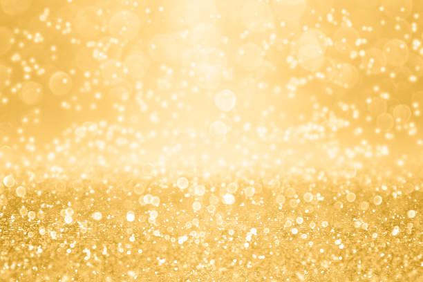 elegante gold-glitter funkeln hintergrund zum hochzeitstag, geburtstag oder weihnachten - einladungskarten 50. geburtstag stock-fotos und bilder