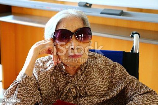 477898387istockphoto Elegant Grandmother 486568940