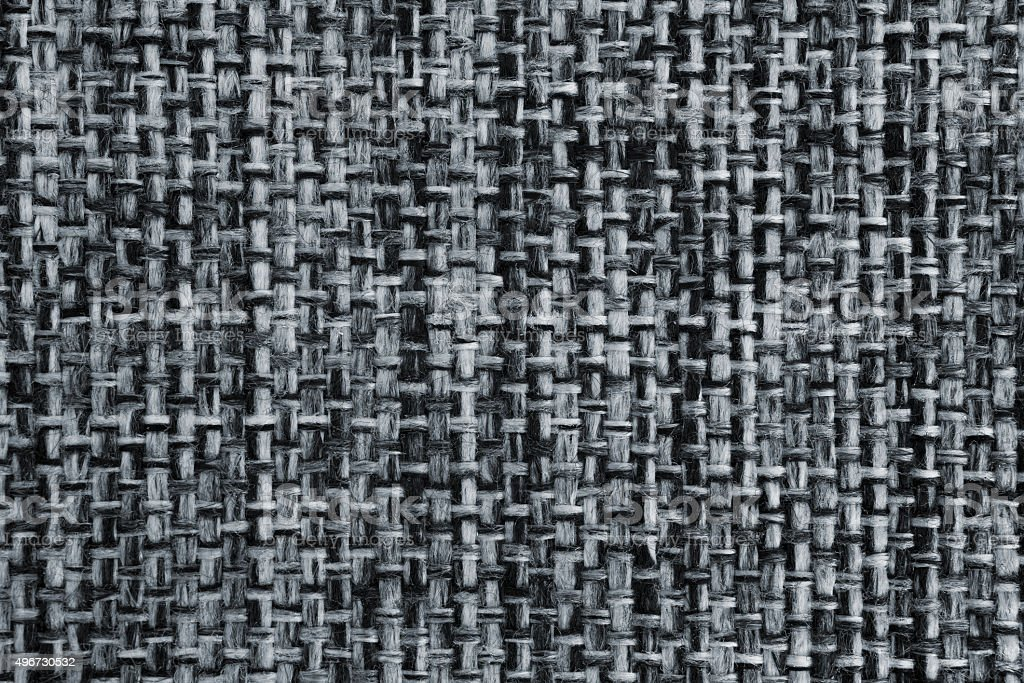 Elegant Gray Cotton Fabric Texture Background Stock Photo More