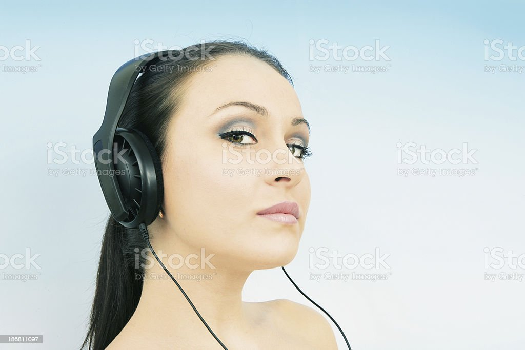 Elegant Music royalty-free stock photo